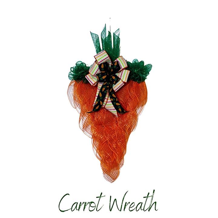 Carrot Wreath image