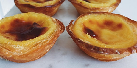 Online Baking Workshop - Portuguese Custard Tarts tickets