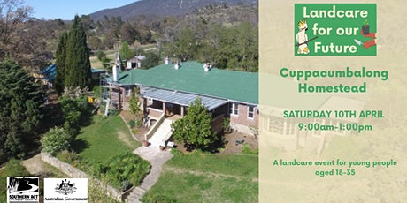 Cuppacumbalong Homestead- Landcare for our Future tickets