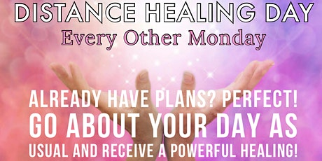 Distance Healing Day - Yay! tickets
