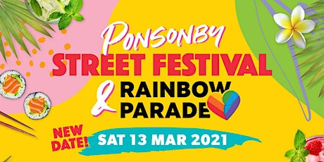 Ponsonby Road Festival tickets