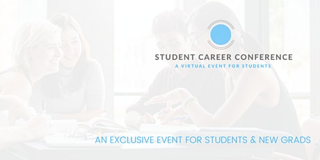 Student Career Conference tickets
