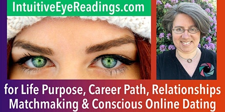 Eyes Are the Window to Your Soul: Intuitive Eye Readings | Free Talk tickets