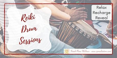 Reiki Drum Session tickets