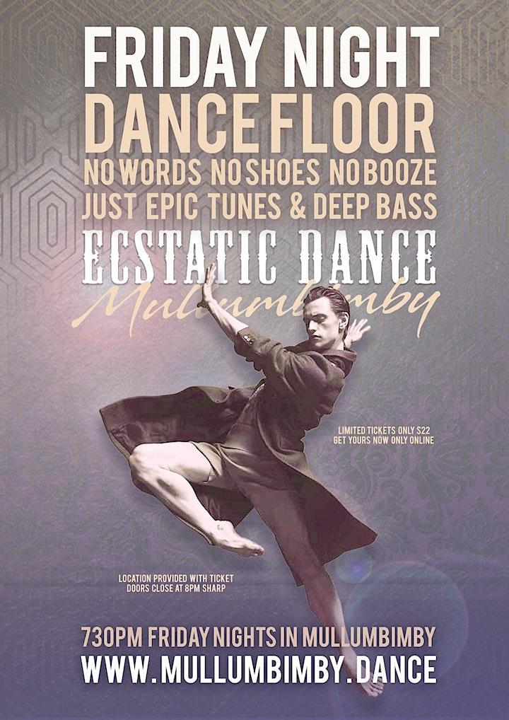 Ecstatic Dance Mullumbimby image