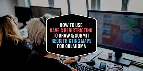 How to Use Dave's Redistricting to Draw & Submit Redistricting Maps tickets