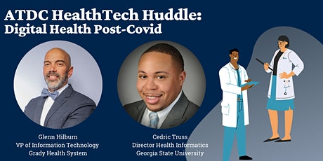 ATDC HealthTech Huddle: Digital Health Post-Covid biglietti