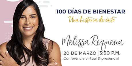 Conferencia de Melissa Requena en Emprende SDQ tickets