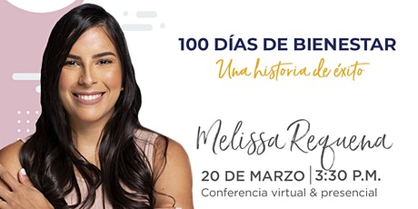 Conferencia (online) de Melissa Requena en Emprende SDQ entradas