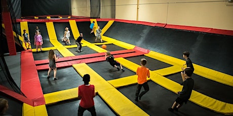 Deven's Deals Trampoline Party 3/14 at Stratosphere - Book a private time! tickets