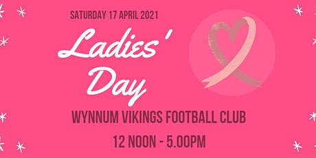 Wynnum Vikings AFC - 2021 Ladies' Day tickets