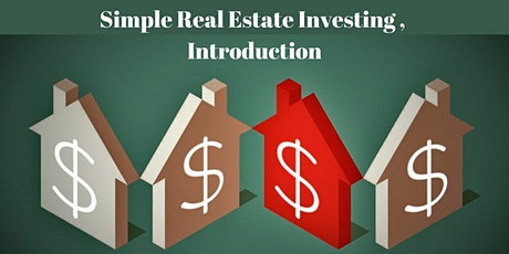 REAL ESTATE INVESTING made simple, Orientation tickets