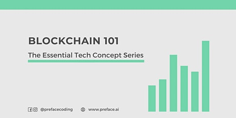 The Essential Tech Concept Series: Blockchain 101 tickets
