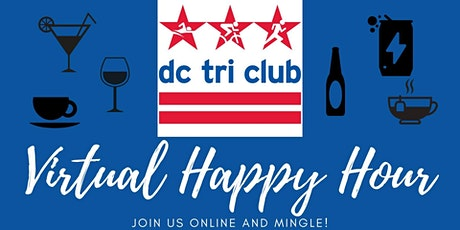 Monthly Virtual Happy Hour tickets