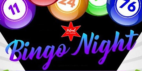 Virtual Day Parties Bingo and Coming 2 America Viewing Party tickets