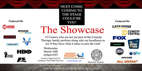 The Showcase - March 10th tickets
