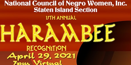 NCNW - Staten Island Section - 15th Annual Harambee Luncheon tickets