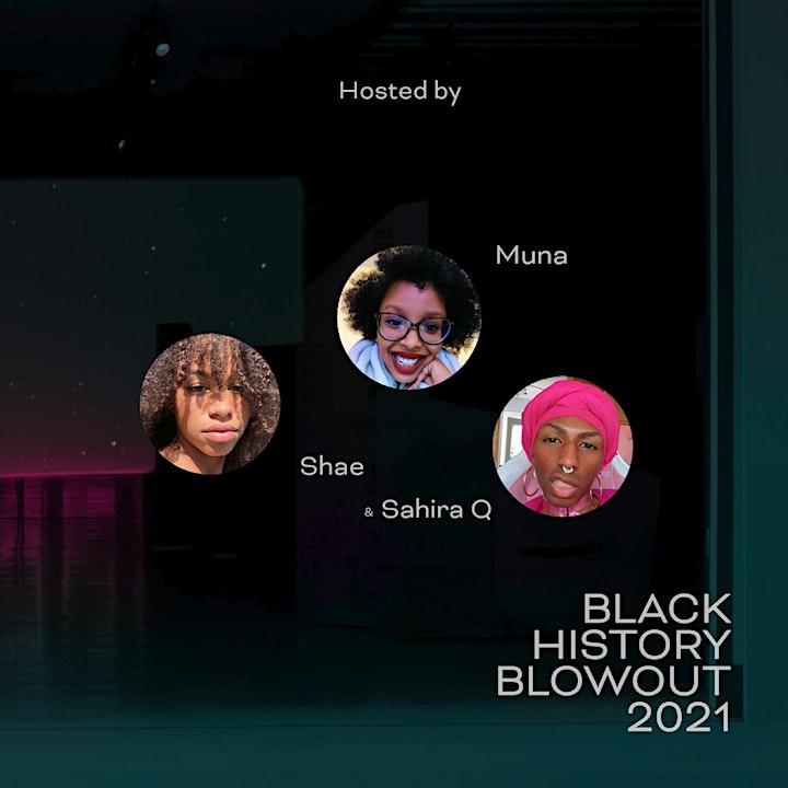 Black History Blowout 2021 image