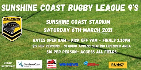 Sunshine Coast Rugby League 9's Family Fun Day tickets