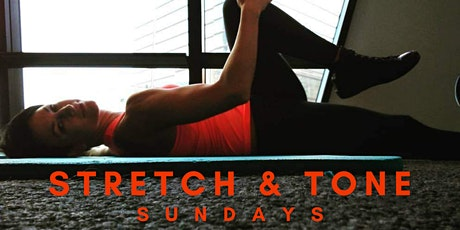 Stretch & Tone tickets