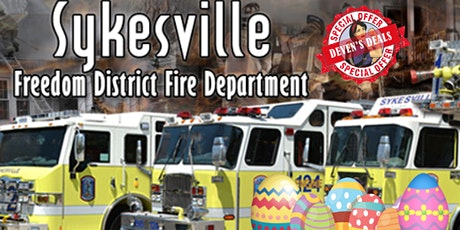 Trunk & Hop at the Sykesville Freedom District Fire Department-3/27 @11-1pm tickets