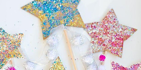 ZOOM Craft Kit, Songs & Stories  with KIMIKO - Fairy Wands! tickets