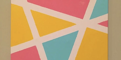 ZOOM Craft Kit, Songs & Stories  with KIMIKO - Canvas Tape Painting! tickets