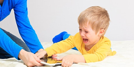 It's Screens or Screams! Toddler Tips for Exhausted Parents tickets