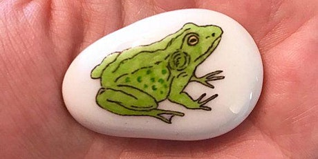FB VIDEO Story Stones Craft with Melissa - 5 Green Speckled Frogs! tickets