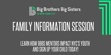 Information Session for Parents tickets