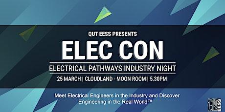 Elec-con: Engineering Pathways - QUT EESS Industry Night tickets