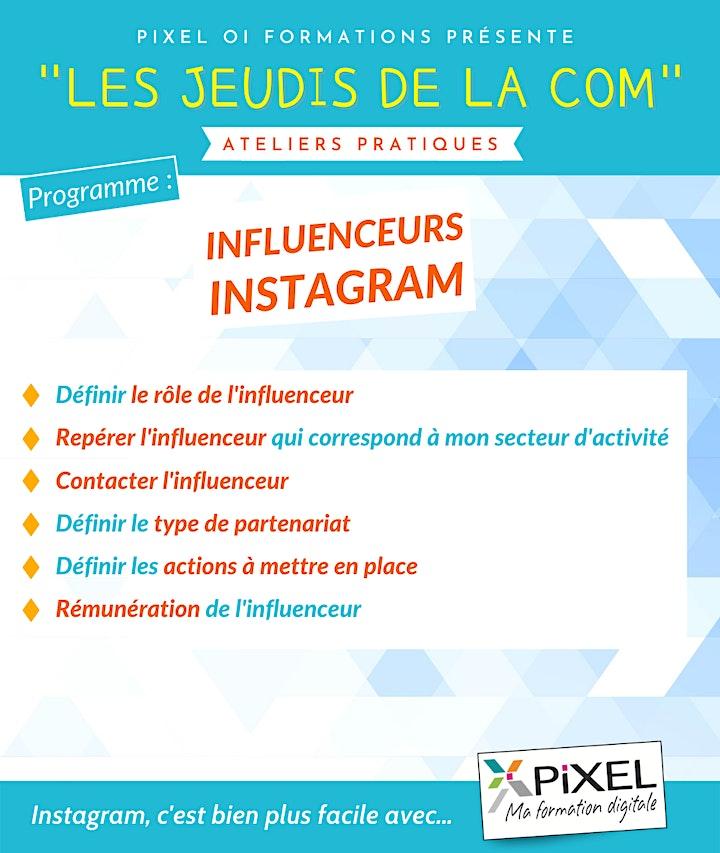Image pour Développez votre stratégie marketing avec les influenceurs sur Instagram