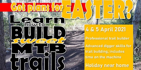 Easter Trail Building Workshop tickets