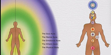 Aura Purifying with Meditation,  Aura Energy Healing oil, and Sound Therapy tickets