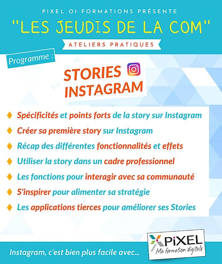 Image pour Captivez votre communauté avec les Stories sur Instagram