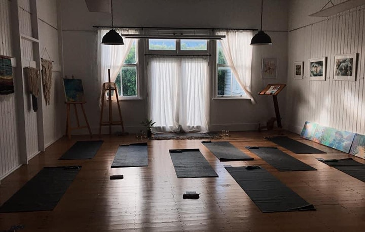 Womens Retreat Evening (Meditation, Restorative Yoga, Dance & High Tea) image
