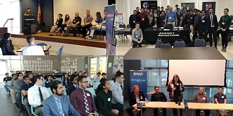 AIAA LA-LV Universty Student Branches mini-Conference 2021 tickets