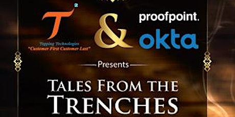 Tales From The Trenches Webinar by Topping & Proofpoint/Okta tickets