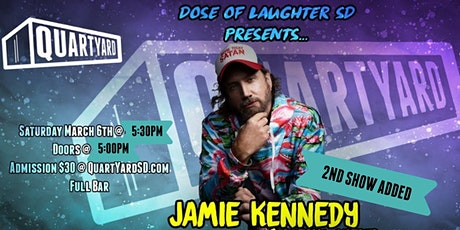 Jamie Kennedy Live w/ Special Guests: 2nd Show Added! tickets