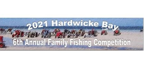 2021 Hardwicke Bay Fishing Competition tickets