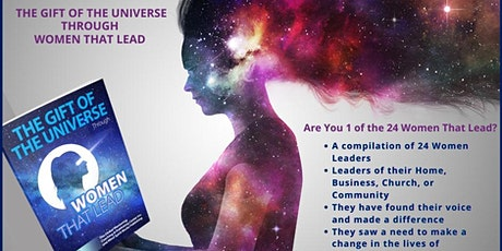 Book Launch Party  Event - Gift of the Universe Through Women That Lead tickets