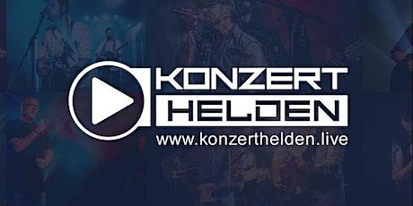 Konzerthelden Neumünster Livestream 30.04.21 Watt'n Funk Tickets