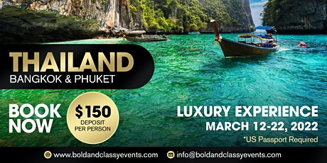 The Thailand Experience tickets