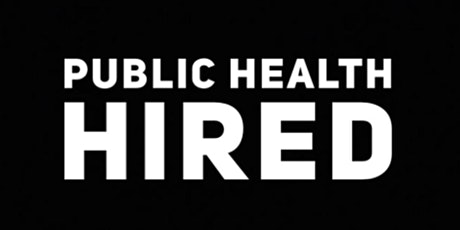 Job Hunting for Public Health: Prey for a Job tickets