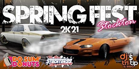 Spring Fest Stockton 2K21 March 19th tickets