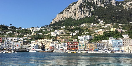 Anna visits the Amalfi Coast and Bay of Naples tickets