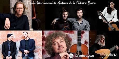 Festival Internacional de Guitarra de la Ribeira Sacra 2021 entradas
