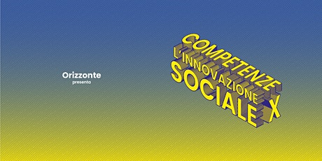 Competenze per l'Innovazione Sociale | 6. Engagement, cooperazione e gioco biglietti