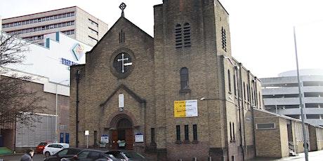 Uxbridge Catholic Parish Mass tickets