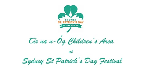 Sydney St Patrick's Day ~ Irish Language Session ~ 5-7 year olds tickets